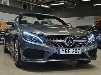 begagnad Mercedes C300 Cabriolet AMG 245hk