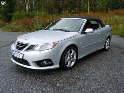 brugt Saab 9-3 Cabriolet 210 hk aut -08