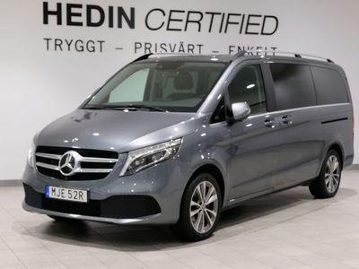 begagnad Mercedes V250 - BenzD 190HK 9G - TRONIC AVANTGARDE LÅNG