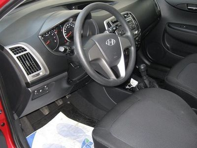 begagnad Hyundai i20 1.2 M5 Select 2014, Kombi 89 900 kr