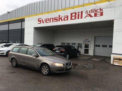 begagnad Volvo V70 2.0 Flexifuel (Dragkrok + mtrvrm) 1.89% Ränta