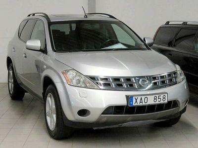 begagnad Nissan Murano V6 Drag 2005, SUV Pris 52 500 kr