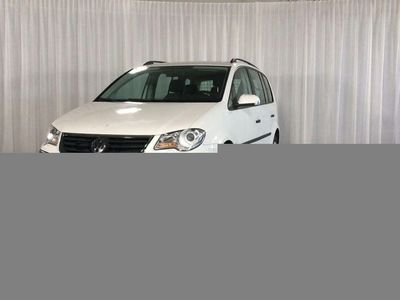 gebraucht VW Touran 2.0 EcoFuel (109hk)