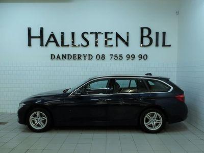 begagnad BMW 320 d xDrive Aut | SportLine | Drag | Svensksåld