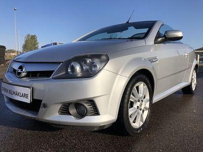 begagnad Opel Tigra 1.4 Cabriolet 358kr/mån 1Ägare -05