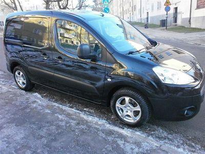 begagnad Peugeot Partner 1,6HDI 3sitts -11
