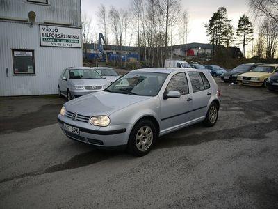 usado VW Golf 5-dörrar 1.6 Comfort/BES/KAMREM BYTT