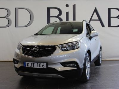 brugt Opel Mokka X 1.4 TURBO 140HK 4X4 EU6