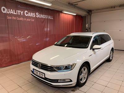 begagnad VW Passat SPORTSCOMBI 2.0 TDI 4Motion Executive Eu6 190hk