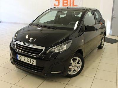 begagnad Peugeot 108 Active Limited Edition 1,0 VTi 5D - VISNINGSEX