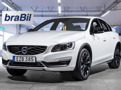 begagnad Volvo S60 CC D4 Summum BE PRO