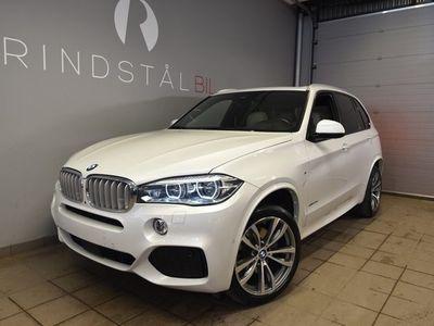 begagnad BMW X5 xDrive40d 313 HK M-SPORT SE UTR