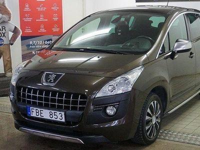 begagnad Peugeot 3008 1.6 HDi AUTOMAT/8900mil