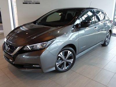 begagnad Nissan Leaf TEKNA 40 KWH 2-Tone -19
