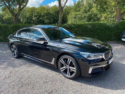 begagnad BMW 740 d xDrive Steptronic M Sport Euro 6 320hk