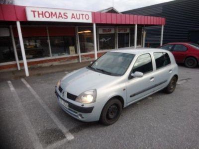 begagnad Renault Clio R.S. 5-dörra Halvkombi 1.2 Expressi