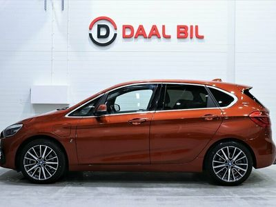 begagnad BMW 225 xe HYBRID 224HK LUXURY-LINE X-DRIVE NAVI KAM KAMKEDJA