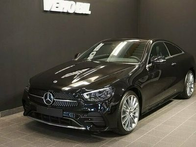begagnad Mercedes 450 E Benz E4MATIC Coupé 2021, Personbil Pris 759 000 kr