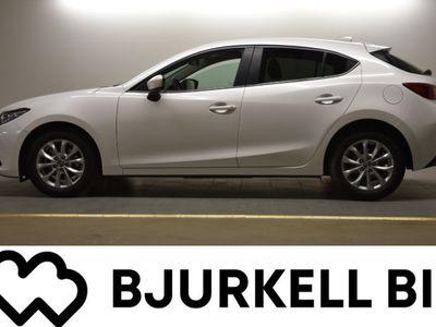 gebraucht Mazda 3 Vision 2.0 120hk Nav, Parkeringssensorer