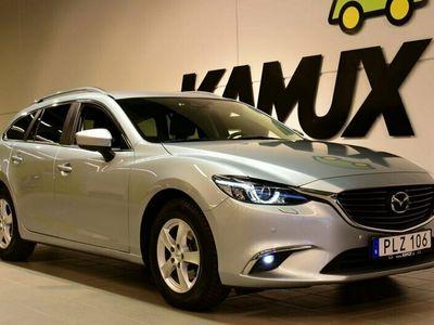 begagnad Mazda 6 Wagon 2.0 165hk SKYACTIV-G Aut | Navi | Drag