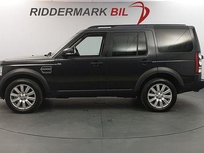 begagnad Land Rover Discovery 4 3.0 211hk AUT 7-SITS DRAG D-VÄRME