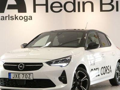 begagnad Opel Corsa 1.2 Turbo Auto GS-Line 130hk