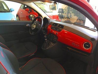 begagnad Fiat 500 1,2 Lounge