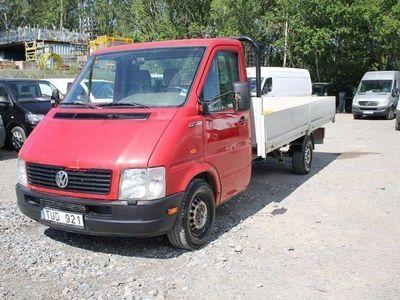 begagnad VW LT 2.8 TDI 158hk 7800mil+LÅNG FLAK -03