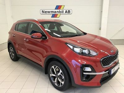 begagnad Kia Sportage 1.6 T-GDI AWD DCT Advance