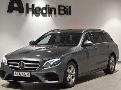 begagnad Mercedes E200 KOMBI FLEET // Navi // Backkamera