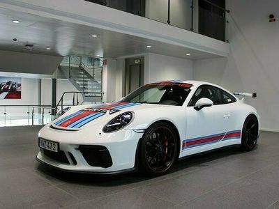 begagnad Porsche 911 GT3 Club Sport Paket