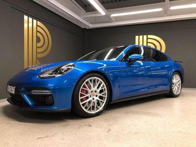 begagnad Porsche Panamera Turbo (550hk) Sv-såld / SE U