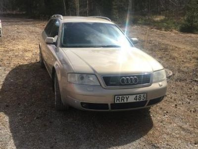 begagnad Audi A6 quattro-00