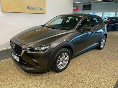 begagnad Mazda CX-3 2.0 CORE 121HK MANUELL / V-HJUL /