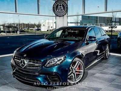begagnad Mercedes S63 AMG E/ 4matic / 612hk / Fri hemleverans /