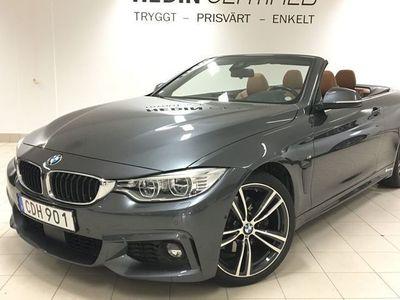 gebraucht BMW 430 4-serien i Cabriolet / M-Sport / Navi