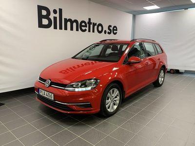 begagnad VW Golf Sportscombi 1.0 TSI 110hk