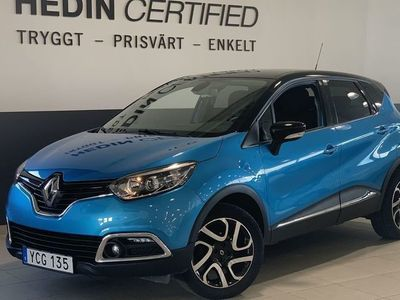 second-hand Renault Captur 0.9 tce dynamique 90hk