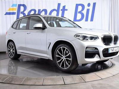 begagnad BMW X3 xDrive20d M Sport/0.95% RÄNTA