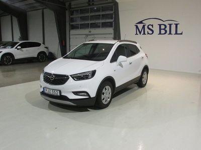 begagnad Opel Mokka X 1.4 Turbo Euro 6 140hk NY SERVAD ENÄGARE