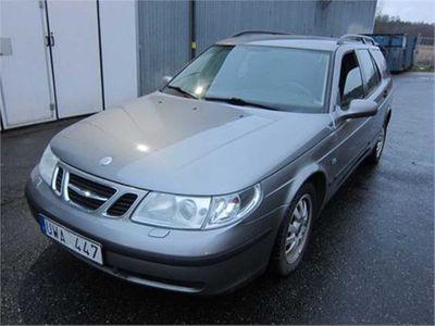begagnad Saab 9-5 2.3T 1 Ägare