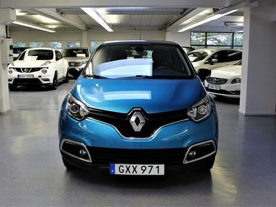 begagnad Renault Captur 0.9 TCe 90hk / NAVI / B-SENSOR
