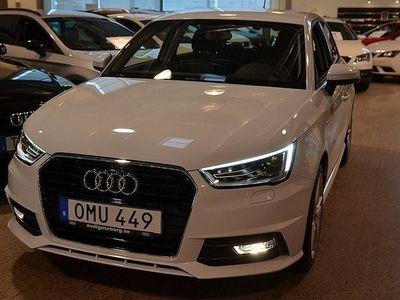 begagnad Audi A1 Sportback 1.0 TFSI 95 HK Privatleasing 2394:-