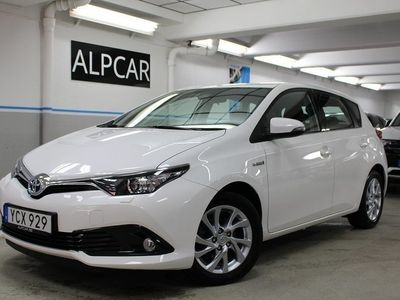 used Toyota Auris 1,8 HSD ACTIVEPLUS NYBES 2500MIL