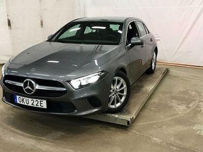 begagnad Mercedes A180 Progressive Backkamera Aut Nav