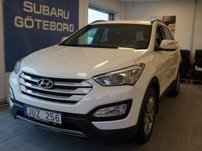 begagnad Hyundai Santa Fe 2.2 CRDi-R Aut Business 4WD (197hk)
