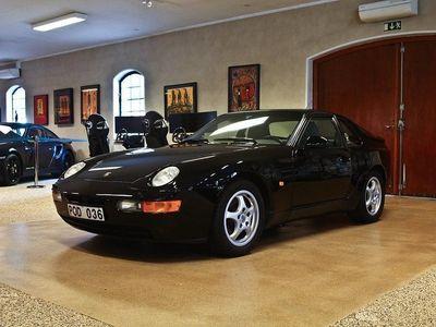 begagnad Porsche 968 2240 mil! Svensksåld! 2 ägare!