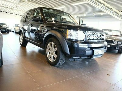 begagnad Land Rover Discovery 3.0 TDV6 4WD HSE TILLFÄLLE