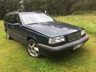 begagnad Volvo 850 GLT Kombi