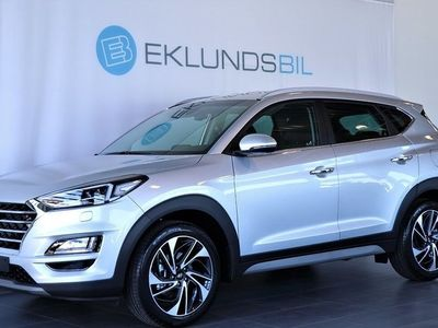 begagnad Hyundai Tucson 1.6 Premium CRDi DCT 4WD